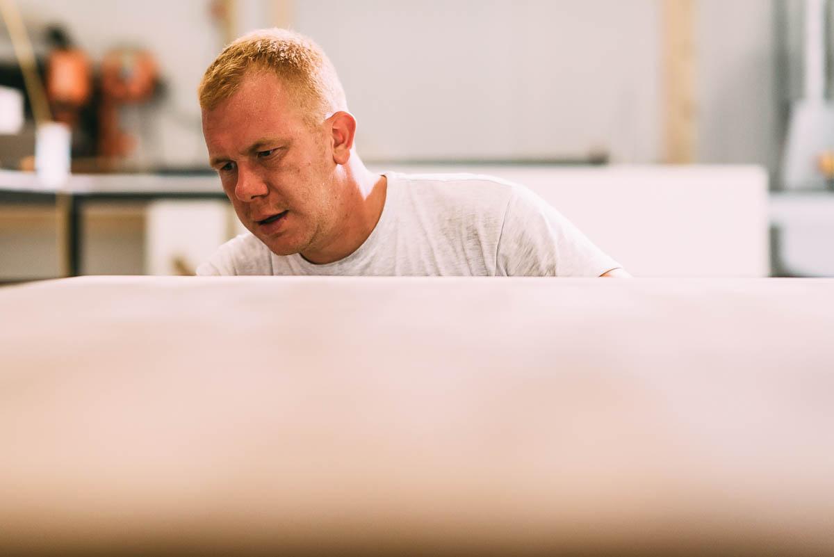 Schrijnwerker Jo Dierckx levert knap maatwerk in Geel en omstreken.